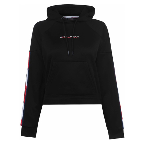 Tommy Sport Tommy Cropped Hoodie Tommy Hilfiger