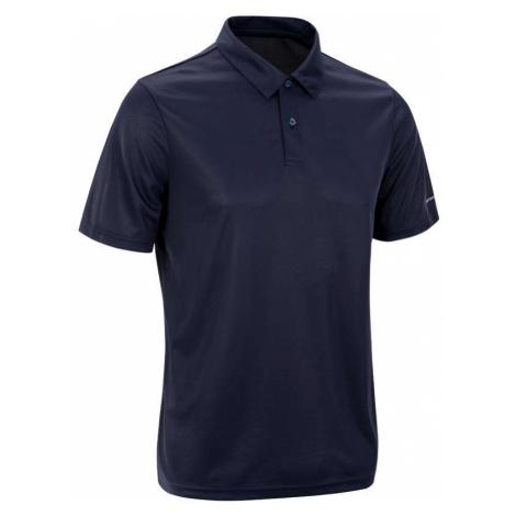 ARTENGO Polokošeľa Dry 100 Modrá