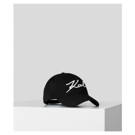 Šiltovka Karl Lagerfeld Signature Cap