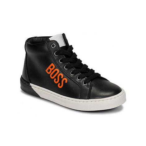 BOSS J09142 Čierna Hugo Boss