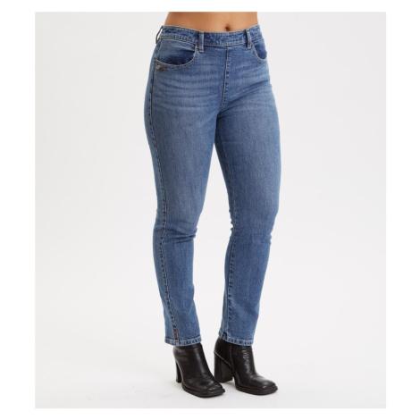 Džínsy Odd Molly I'M Game Jeans - Modrá