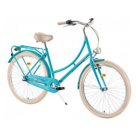 "Mestský bicykel DHS Citadinne 2636 26"" - model 2019 Farba Light Green"