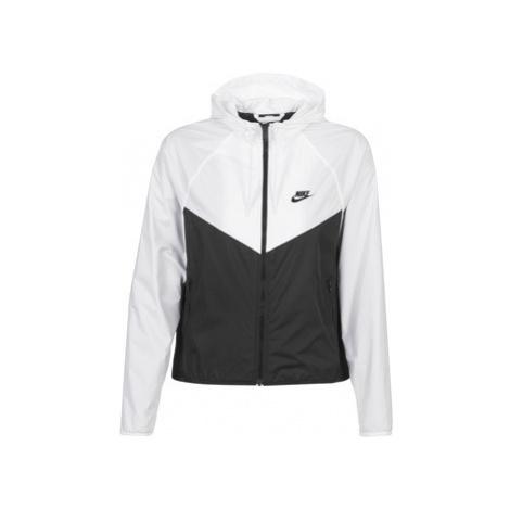 Nike W NSW WR JKT Biela