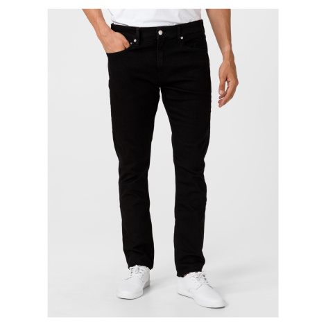 Jeans Calvin Klein Čierna