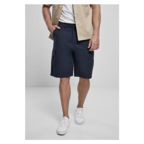 Urban Classics BDU Ripstop Shorts navy - Veľkosť:7XL