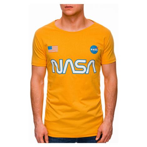 Pánske tričko Edoti S1437