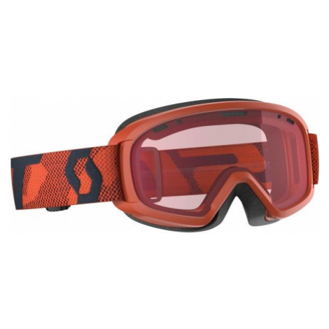 Scott JR WITTY oranžová - Detské lyžiarske okuliare
