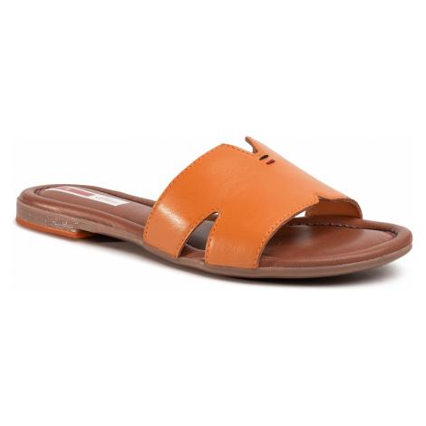 Šľapky S.OLIVER - 5-27114-24 Orange 606