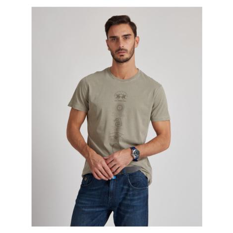 Sivá pánske tričká