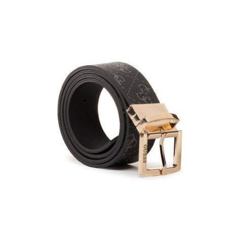 Guess Dámsky opasok Lorenna Belts BW7335 VIN35 Čierna