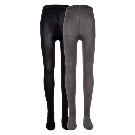 EWERS Pančuchy  sivá / čierna