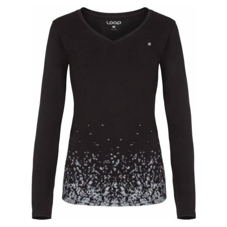 ANABEL women's t-shirt black LOAP