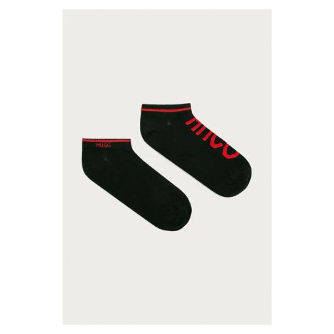 Hugo - Členkové ponožky (2-pak) Hugo Boss