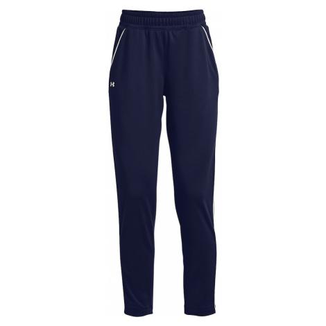 UNDER ARMOUR Športové nohavice  tmavomodrá / biela