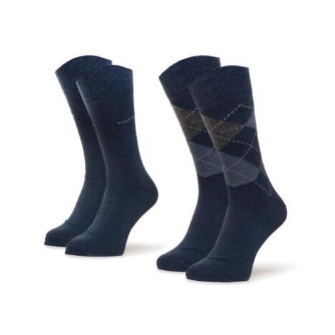 Ponožky Tom Tailor 90186C r. 43/46 Elastan,polyamid,bavlna