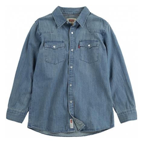LEVI'S Košeľa 'Barstow Western Shirt'  modrá denim Levi´s