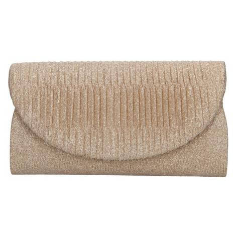 Dámska listová kabelka Michelle Moon Rosana - zlatá