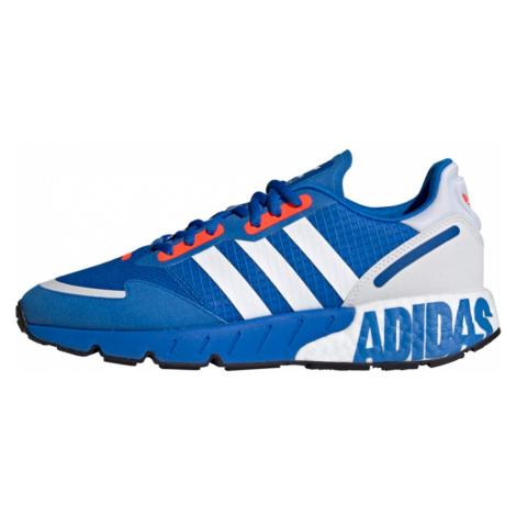 ADIDAS ORIGINALS Nízke tenisky  kráľovská modrá / biela / oranžová