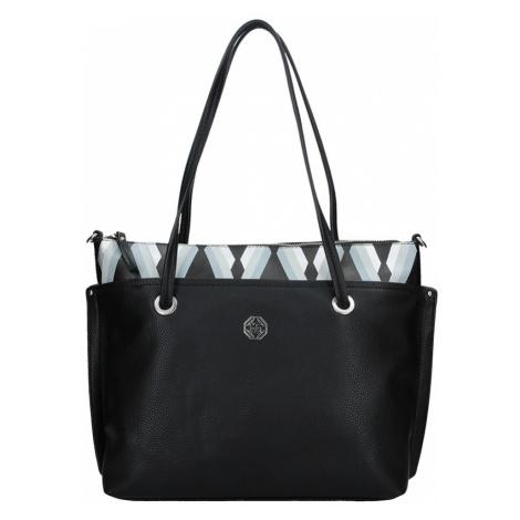 Dámska kabelka Marina Galanti Paola - čierna