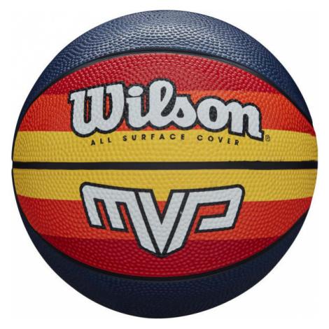 Wilson MVP MINI RETRO ORYE - Basketbalová lopta