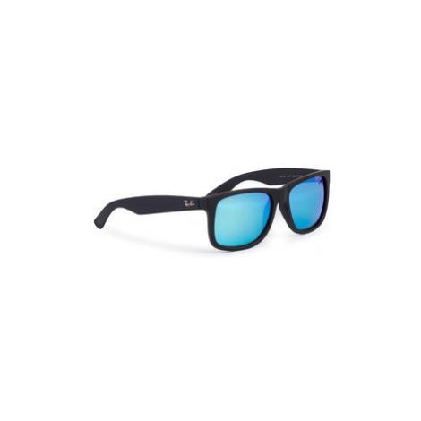 Ray-Ban Slnečné okuliare Justin 0RB4165 622/55 Čierna