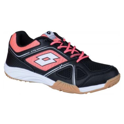 Lotto JUMPER 400 II W čierna - Dámska halová obuv