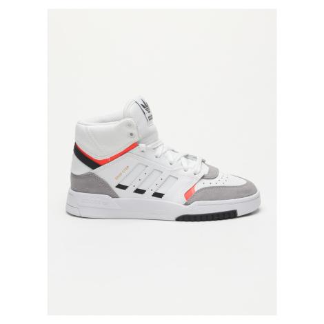 Topánky adidas Originals Drop Step J Biela