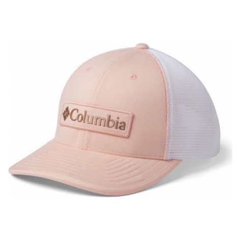 Columbia TECH TRAIL 110 SNAP BACK ružová - Šiltovka