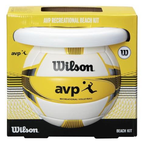 Wilson AVP Beach Kit and Air Disk