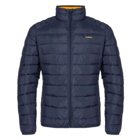 Loap IREK modrá - Pánska zimná bunda