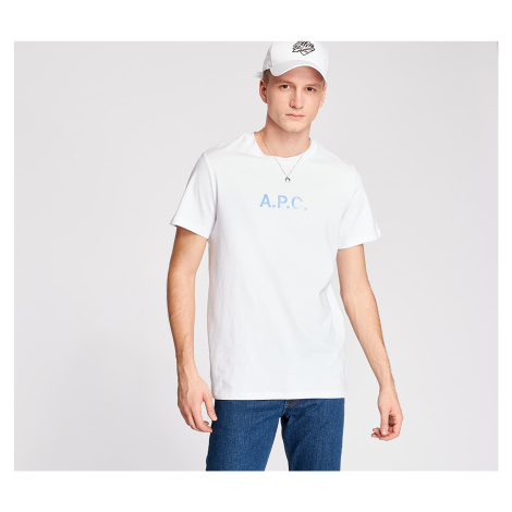 A.P.C. Stamp Tee White