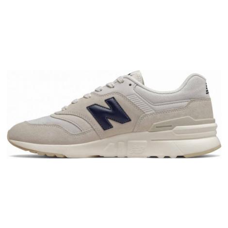 New Balance CM997HBP béžová - Pánska voľnočasová obuv