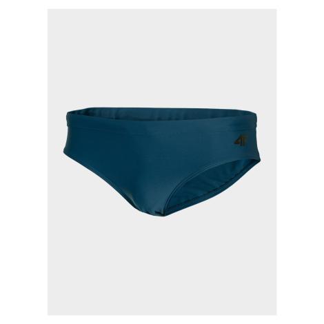 Sivé pánske športové plavky