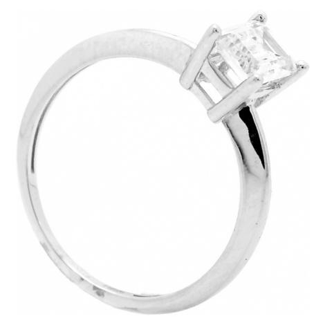 Zlatý zásnubný prsteň COSMA