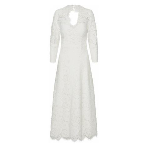 IVY & OAK Kokteilové šaty  biela ako vlna