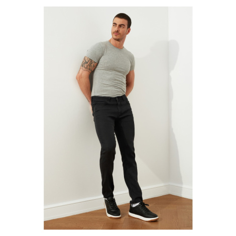 Trendyol Anthracite Men's Super Skinny Jeans