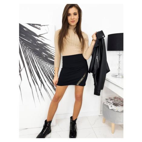 Skirt DANCE black CY0298 DStreet