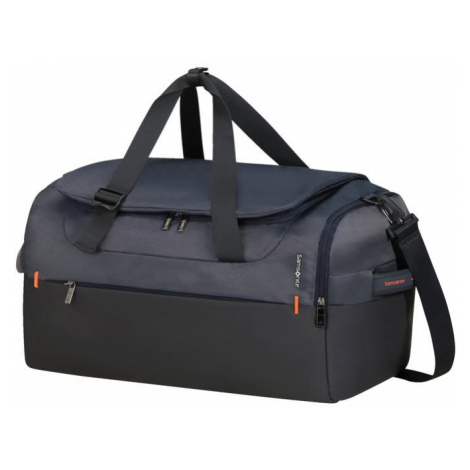 Samsonite Cestovní taška Rythum 55 l - modrá