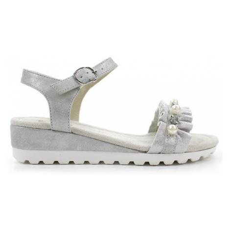 Distanc sandále LO952011050 biela - 39