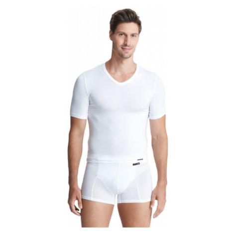 Pánske tričko s krátkym rukávom Con-ta 6670 - barva:CON020/biela