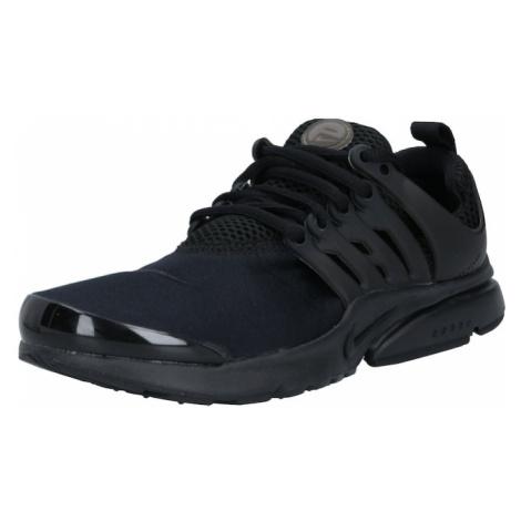Nike Sportswear Tenisky 'Presto'  čierna