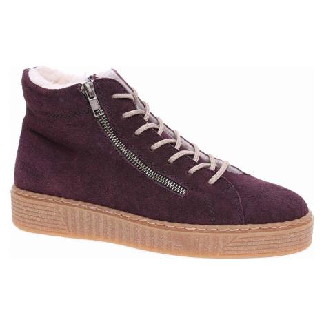 Dámská kotníková obuv Rieker 71611-30 violett 71611-30