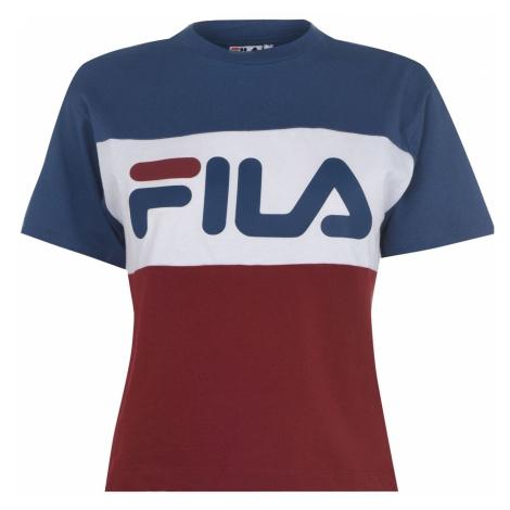 Fila Allis T Shirt Ladies