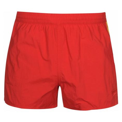 Speedo Retro Swim Shorts Mens