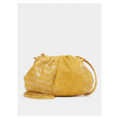 Tamaris žlté malá kabelka
