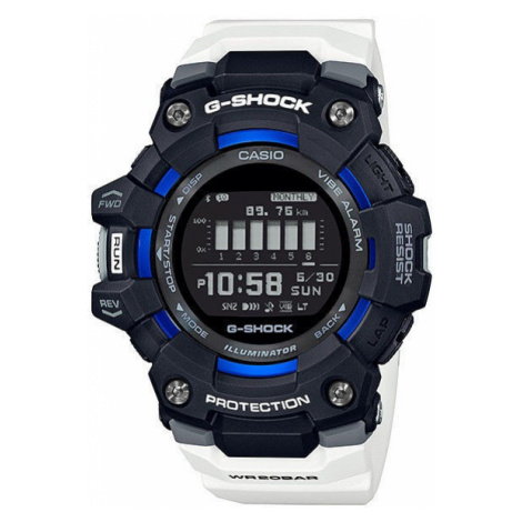 Casio G-Shock GBD 100-1A7ER čierne / biele