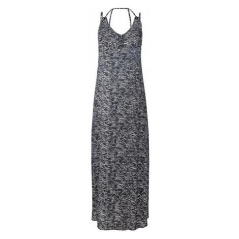 O'Neill LW BELINDA AOP LONG DRESS šedá - Dámske šaty