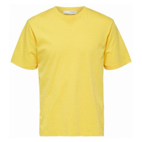 SELECTED HOMME Tričko  žltá