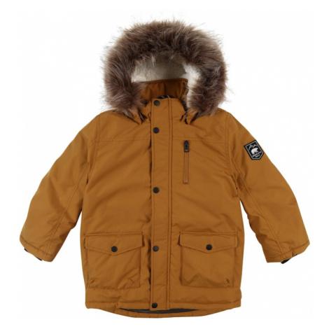 NAME IT Zimná bunda 'MIBIS'  bronzová