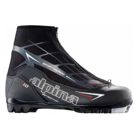 Alpina T10 - Pánska obuv na bežecké lyžovanie